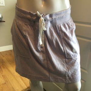 NWT Nike sport skirt light purple large